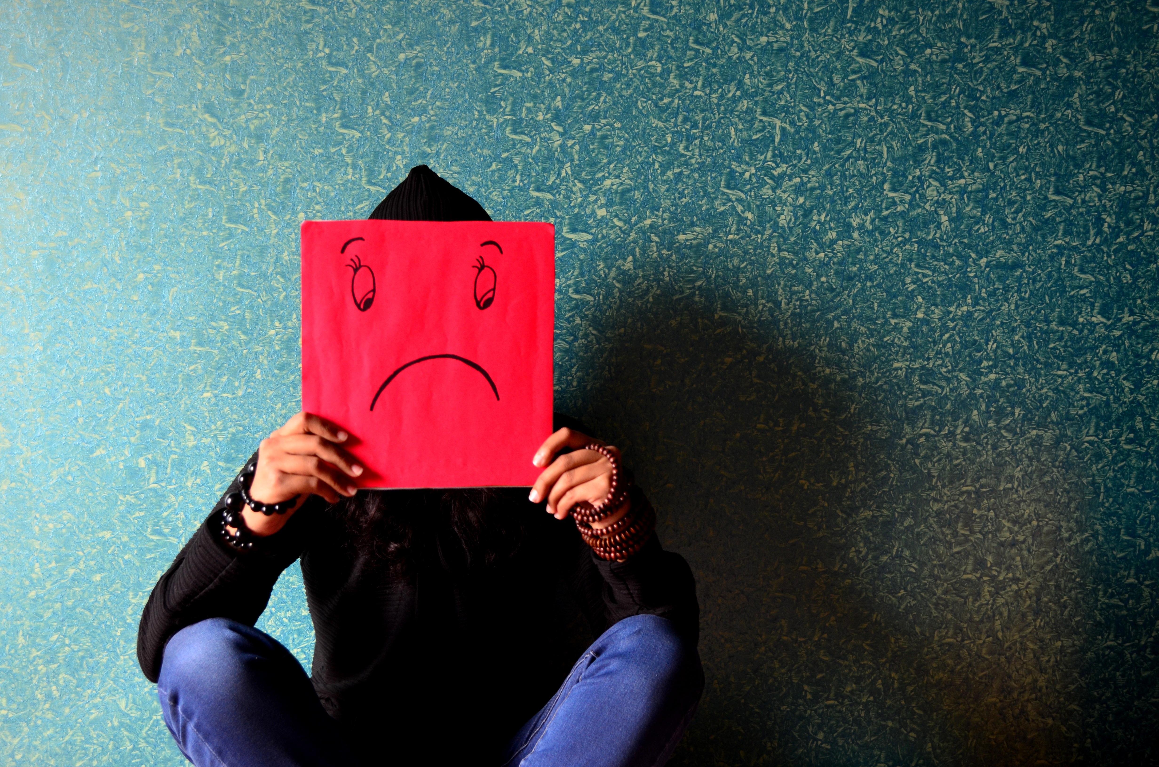 Depression, isolation, despair